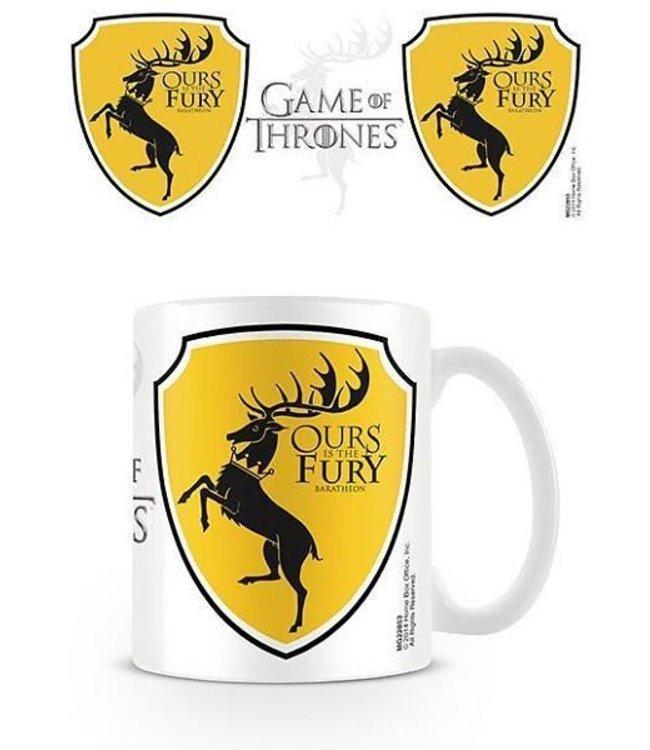 Game of thrones Baratheon