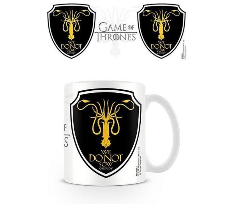 Game of thrones Grey Joy
