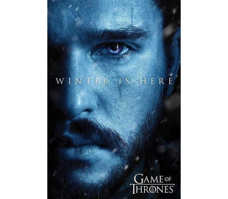 Game of Thrones winter is here Jon