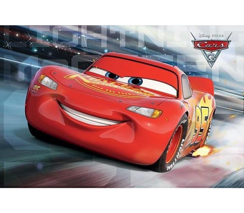 Cars 3 MCQueen race