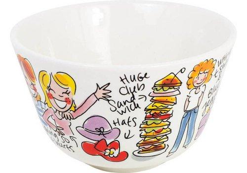 BLOND AMSTERDAM Favorite bowl 14 cm club sandwich