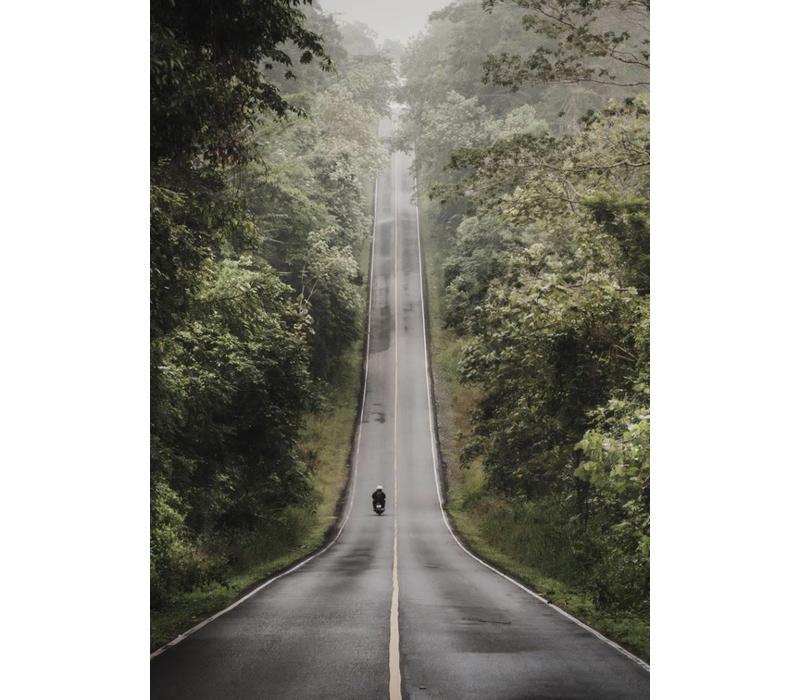 Long road 30x40
