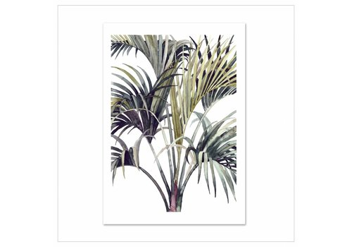 Leo La Douce Artprint A2 - Wild Palm