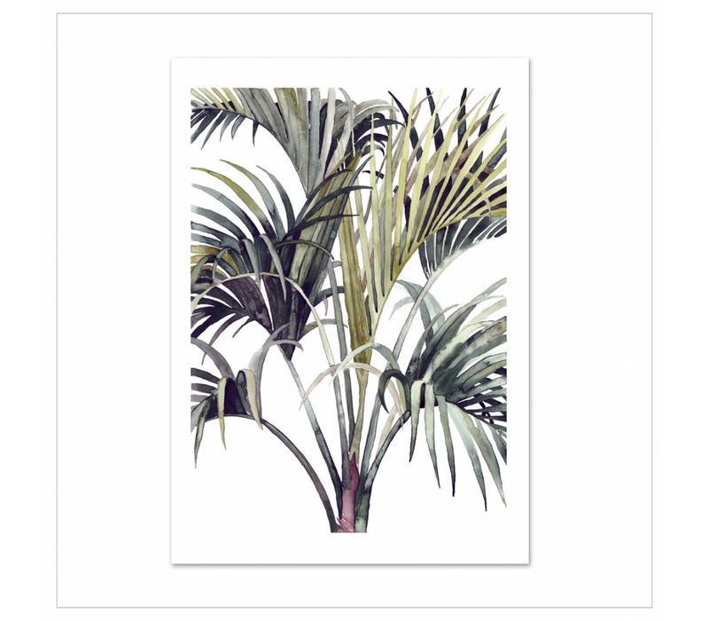 Artprint A4 - Wild Palm