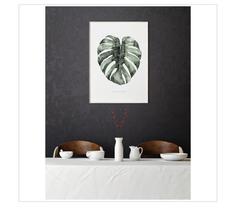 Artprint A3 - Urban Monstera