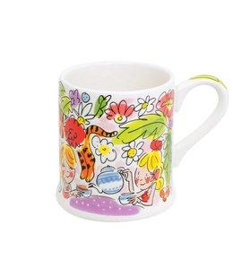 BLOND AMSTERDAM Paradise mug pink