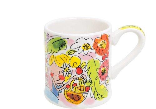 BLOND AMSTERDAM Paradise mini mug pink