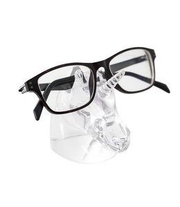 Balvi Eyeglasses holder unicorn transparent