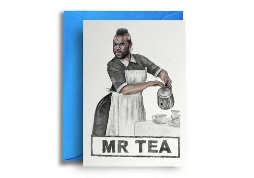 Quite Good Cards MR TEA