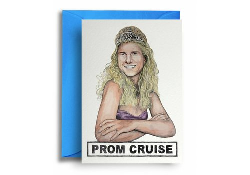 Quite Good Cards Prom Cruise