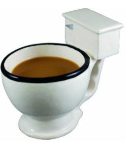 Big Mouth Mug Original toilet
