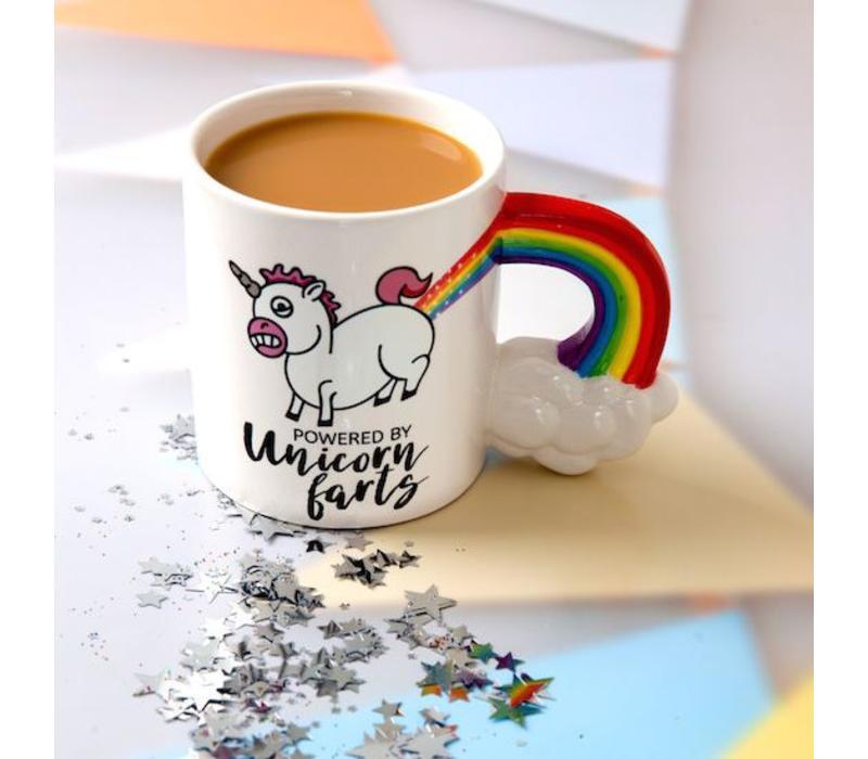 Mok Unicorn farts