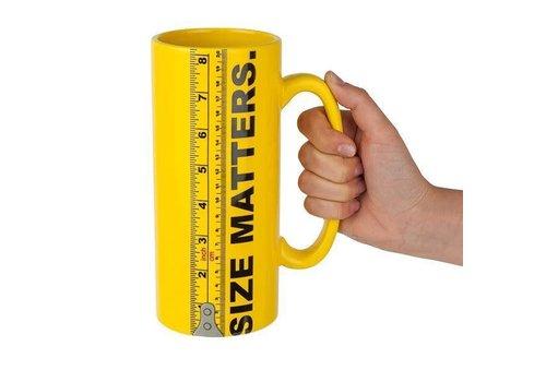 Big Mouth Mug The size matters