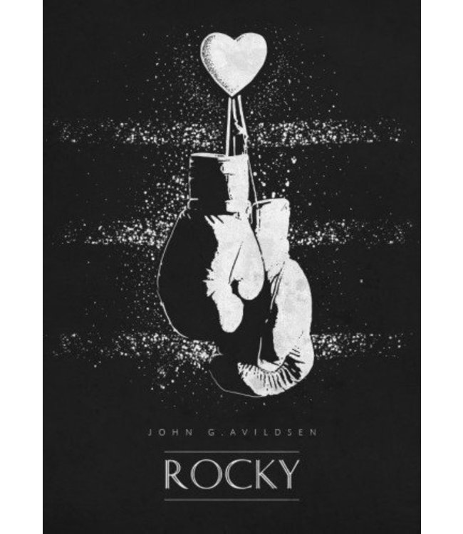 Displate Rocky 10x15cm