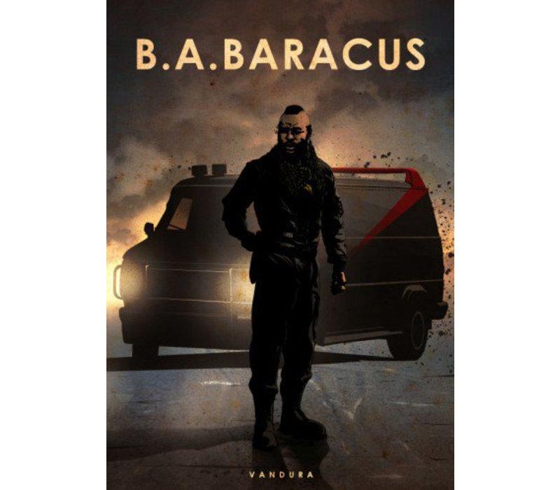 B.A. Baracus 10x15cm