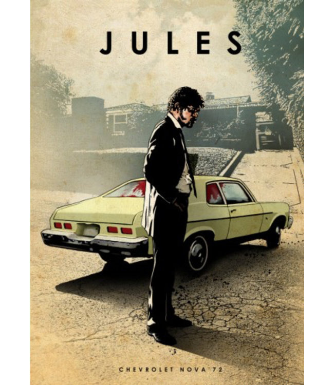 Displate Jules 10x15cm