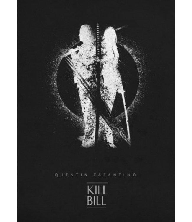 Displate Kill Bill 10x15cm