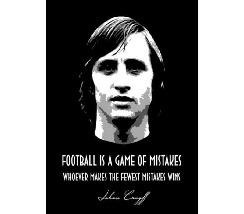 Johan Cruyff 10x15cm