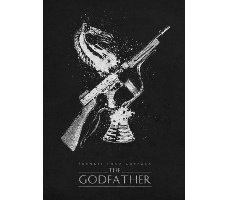 The Godfather Classic 32x45cm