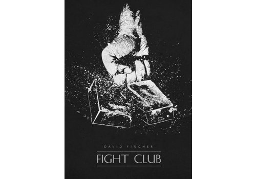 Displate Fight Club 32x45cm