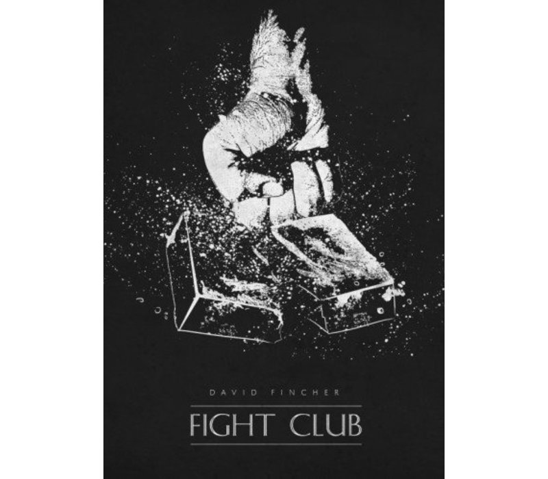 Fight Club 32x45cm