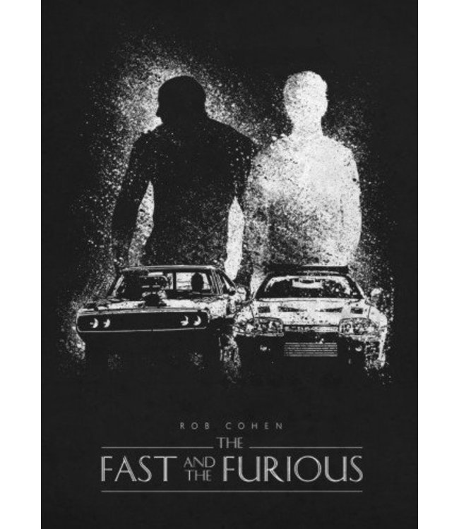 Displate The Fast and the Furious 32x45cm
