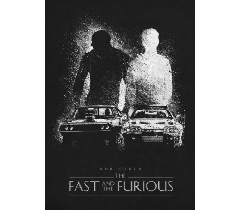 The Fast and the Furious 32x45cm