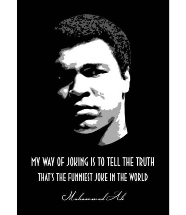 Displate Muhammad Ali 32x45cm