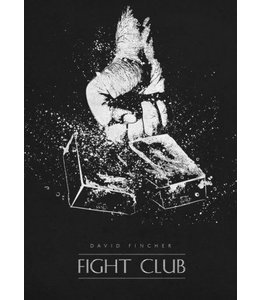 Displate Fight Club 48x67cm