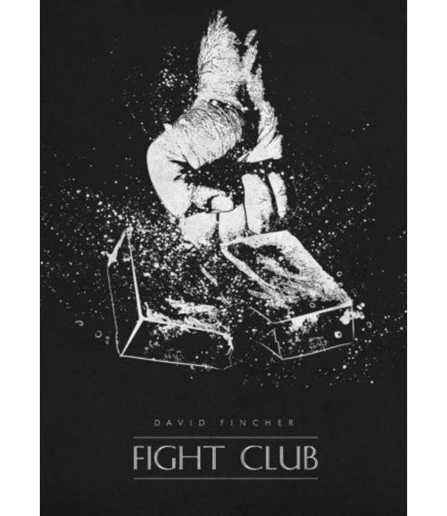 Displate Fight Club 48x67cm