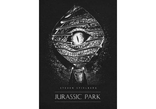 Displate Jurassic Park 48x67cm