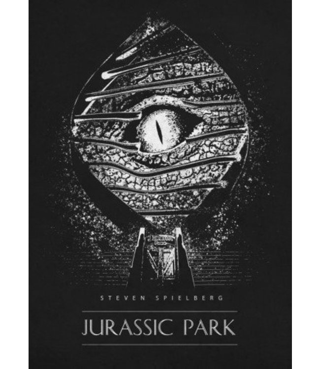 Displate Jurassic Park 48x67cm