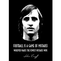 Johan Cruyff 48x67cm
