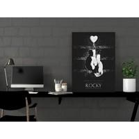 Rocky 48x67cm