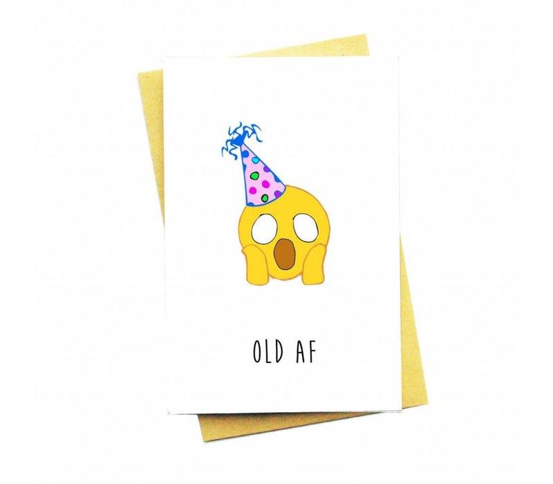 OLD AF