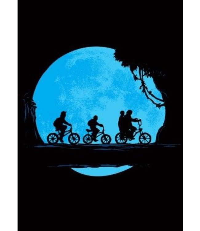 Displate Stranger Things 32x45cm