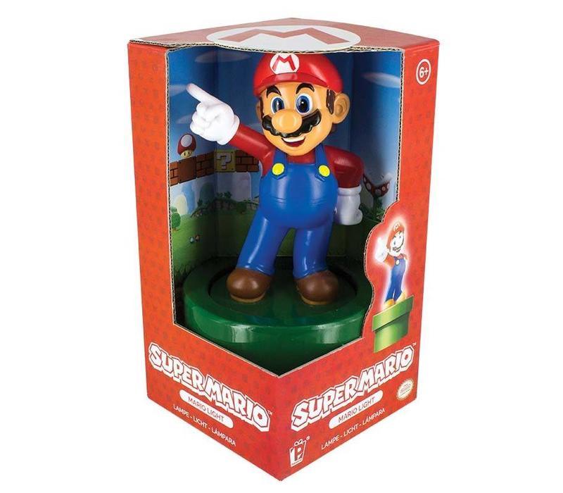 Super Mario lamp