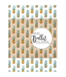 BBNC Mijn bullet journal Ananas