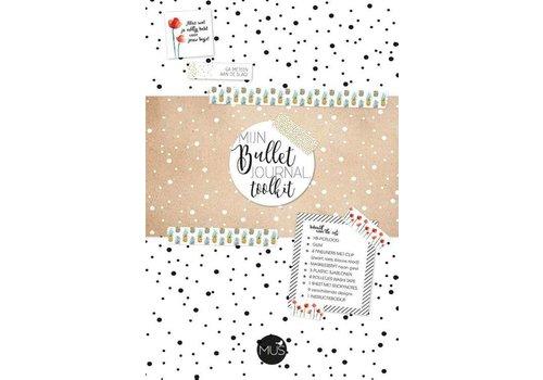 BBNC Mijn bullet journal toolkit