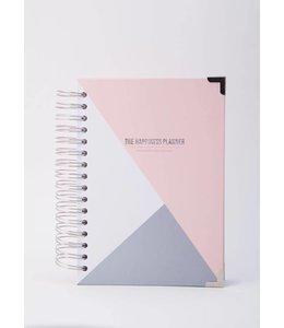 The Happiness Planner The Happiness Planner 2018 Pink