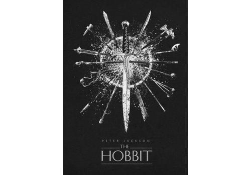 Displate The Hobbit 48x67cm