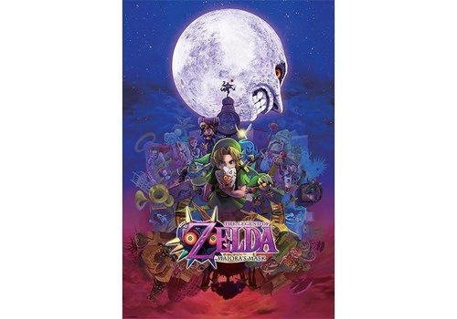 THE LEGEND OF ZELDA MAJORA'S