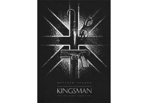 Displate Kingsman 32x45cm