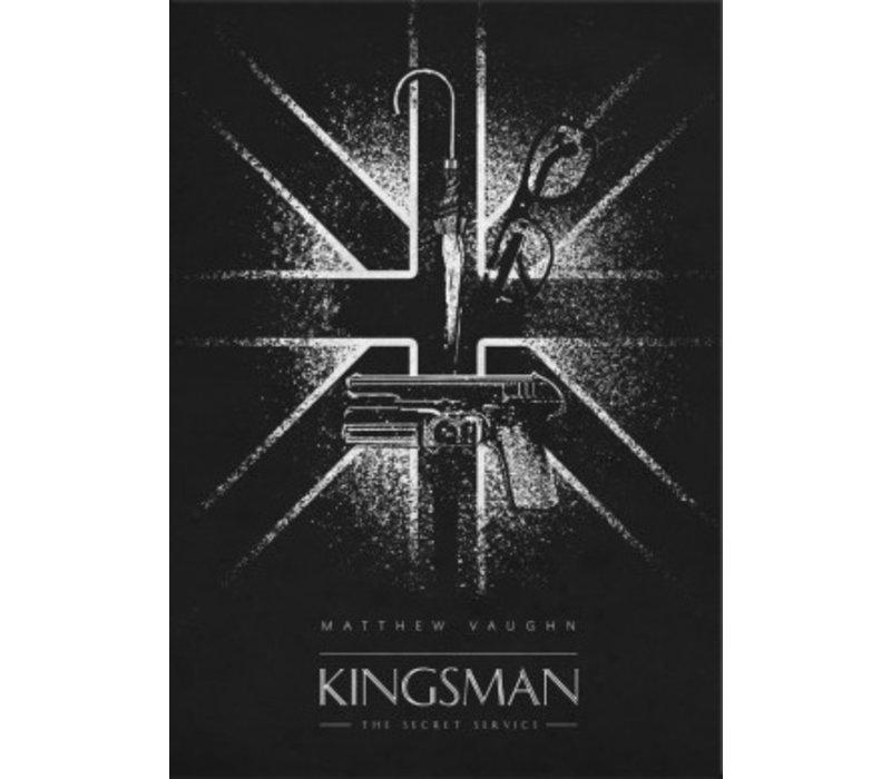 Kingsman 32x45cm