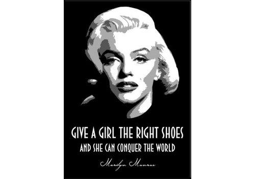 Displate Marilyn Monroe 32x45cm