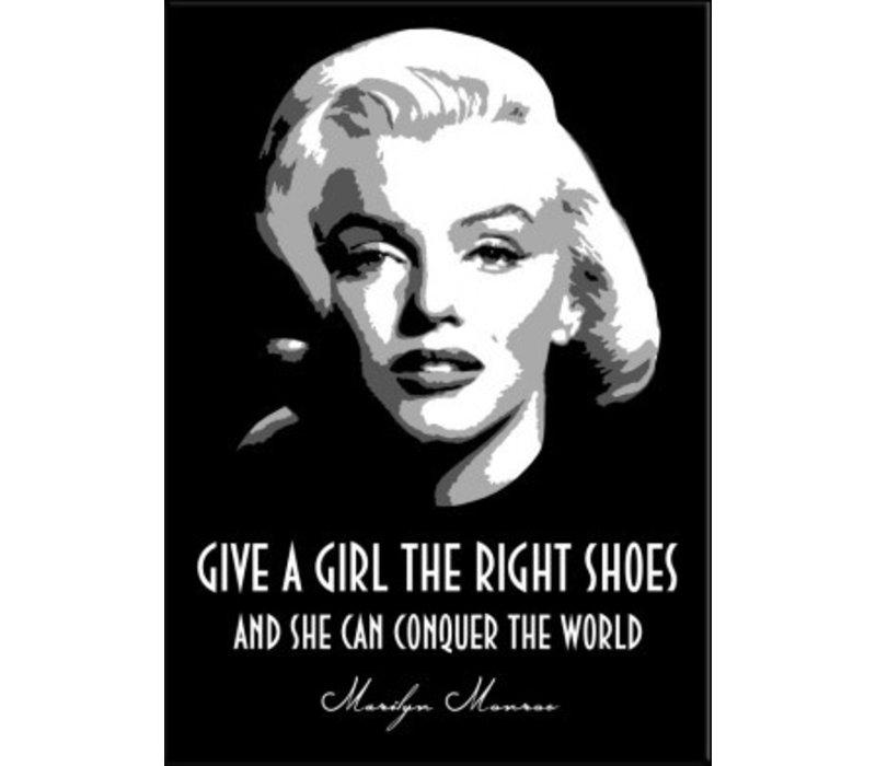 Marilyn Monroe 32x45cm
