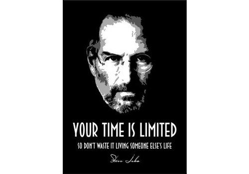 Displate Steve Jobs 32x45cm