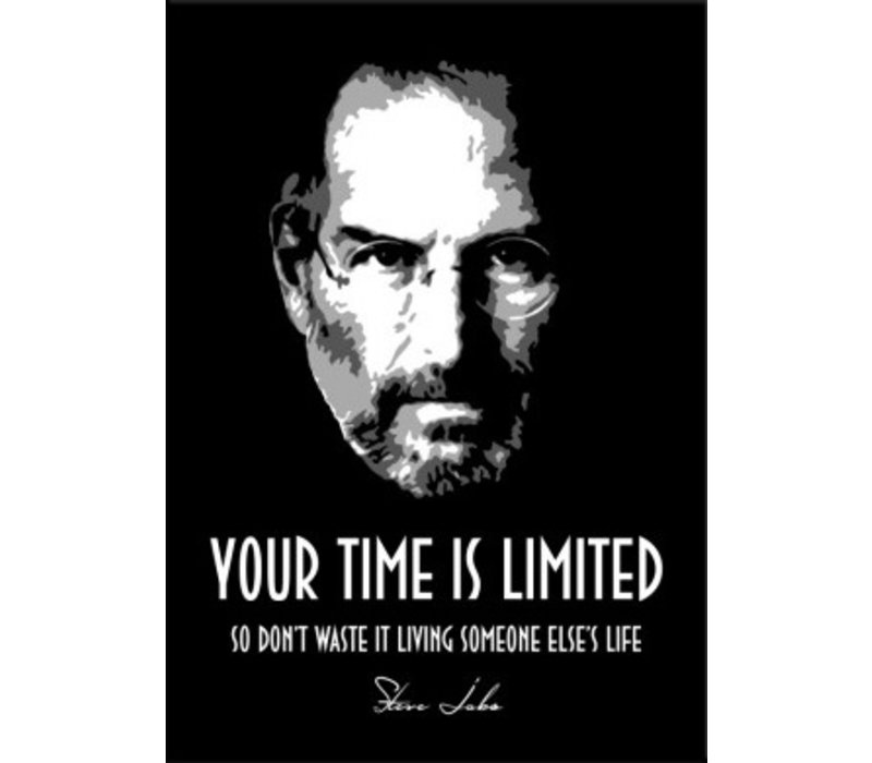 Steve Jobs 32x45cm