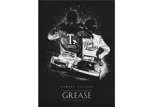 Displate Grease 32x45cm