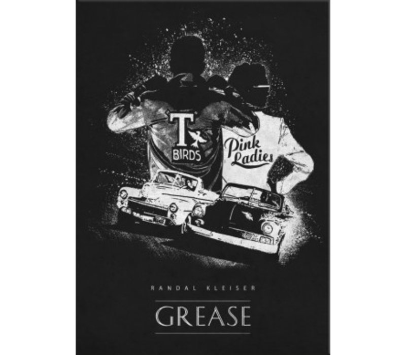 Grease 32x45cm